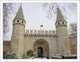 Topkapi gate