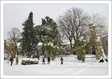Topkapi at snow