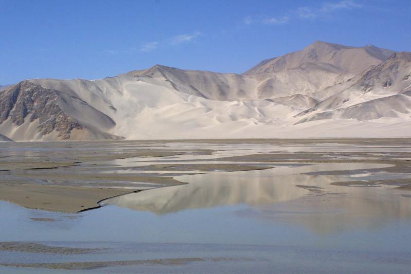 Kumtagh - Sand Mountains