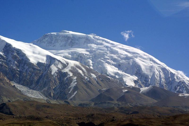 Konger Mountains