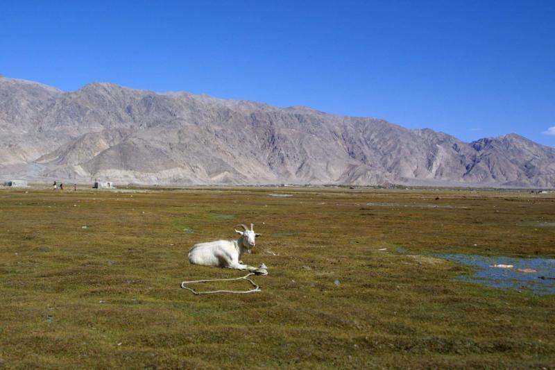 Pamir Plateau at Tashkurgan