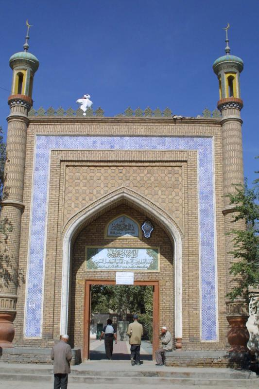 Call to Prayer - Altyn Mosque - Yarkand