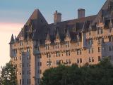 Chateau Laurier at Dusk