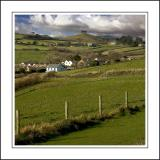 Farms and cottages, near West Bay, Dorset