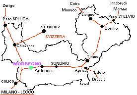 provincia di Sondrio - Valtellina - Noi siamo a Morbegno