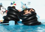 How Many Innertubes does it take to Disappear a Child?