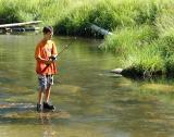 Fishing, fishing, more fishing