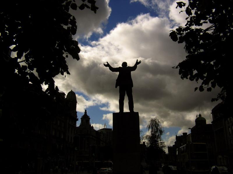Big Jim Larkin, Dublin, Ireland, 2004