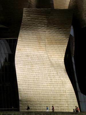 Sheer Scale, The Guggenheim Museum, Bilbao, Spain, 2004