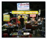 Night Market Foodstall - Chiang Mai