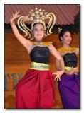 Thai Traditional Dancer