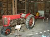 Eisenhower's Farm Equipment