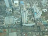Bangkok view from 84th floor of Baiyoke Sky Tower