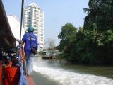 Bangkok on klong San Sap