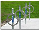 Bicycle posts