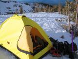 Camped on Spring Hill