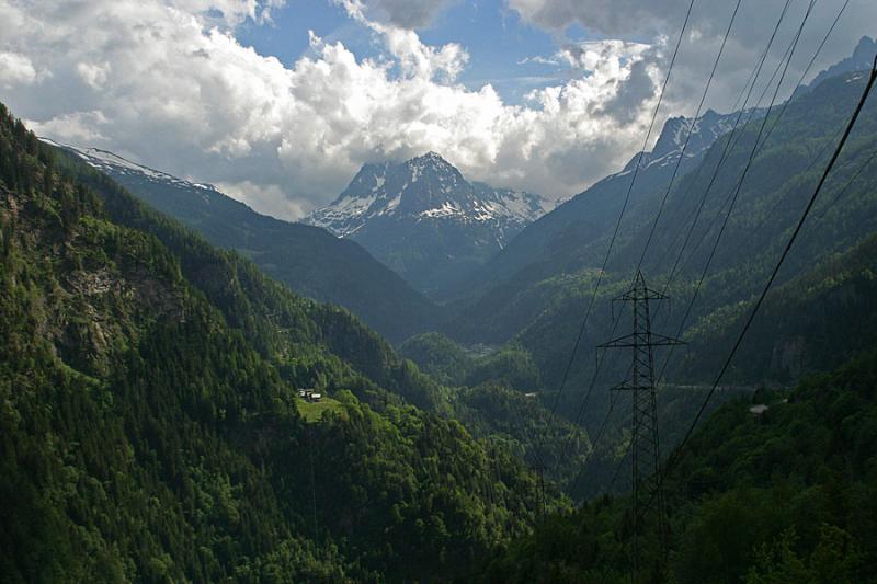 Valle de Trient (Wallis)