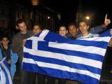 The South London Greek possie