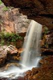 Primavera waterfall - Cachoeira da Primavera
