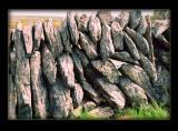 Stone wall, Burren