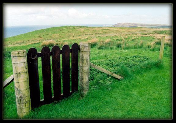 Gate, Isle of Skye
