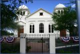 Temple Emmanu-El....First Synagogue in Arizona Territory