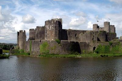 Caerphilly Castle Photo Gallery By Brian Mcmorrow At Pbase Com