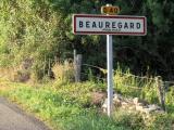 Beauregard (Lot), Summer 2004
