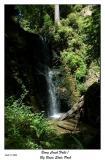 Berry Creek Falls of Big Basin State Park