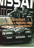 Nissan ad (Time magazine)