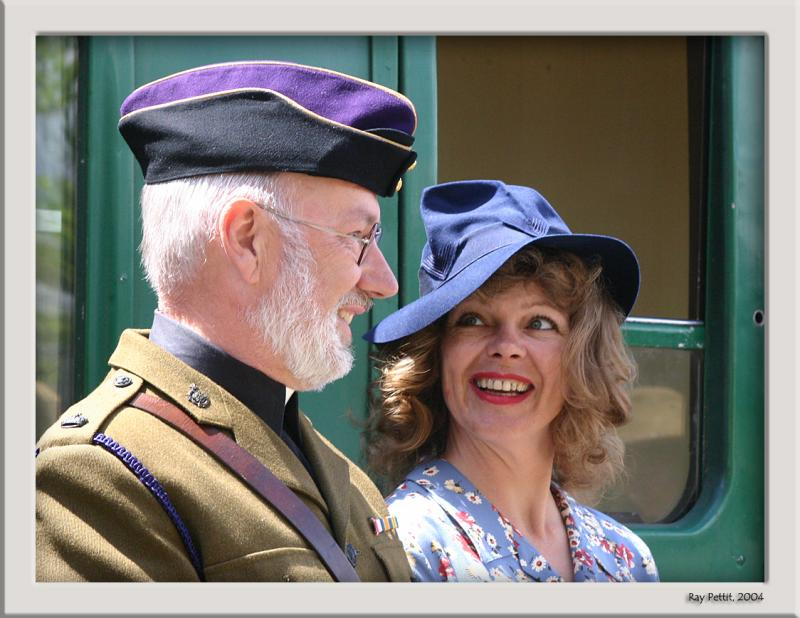 June 19 2004:<br> '40's Sweethearts