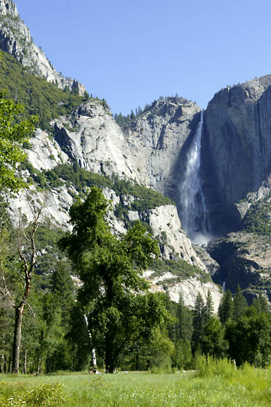 Yosemite Falls  3