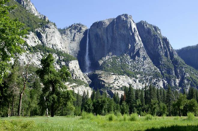 Upper Yosemite Falls  2
