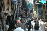 Istanbul market near Rustem Pasha Mosque