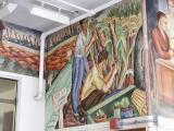 Jean Birkland McCandless' Fresco