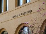 Allen Hall at LSU