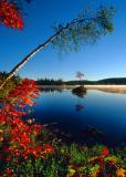 Grafton Pond Sunrise