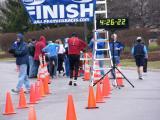Last Chance for Boston Marathon, Dublin, Ohio. February 20, 2005