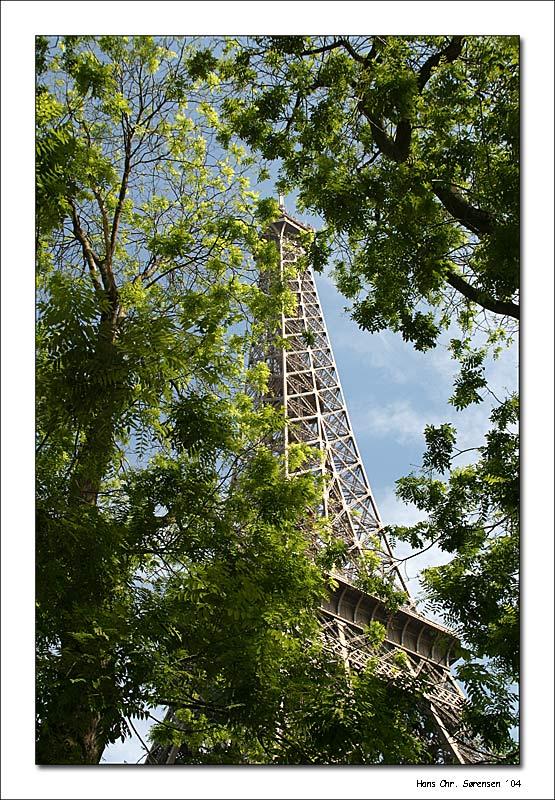 Eifel Tower - Paris