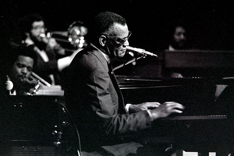 Ray Charles & orchestra