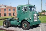 An old Mack truck. There wasn't any other description posted; maybe somebody just likes old Macks...