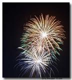 Fireworks Various Years