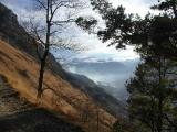 Latte de Bazen et Pic Esquerra et pic du Midi d'Ossau