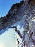 1995 : La crevasse de Barrau à la Maladeta, ou ce qu'il en reste...