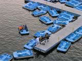 Paddle boats, Ontario Place