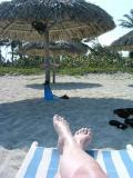 Apres snorkel feet