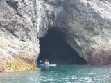 Gary in Catala Island Cave