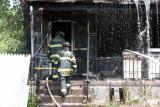 Baldwin St. Fire (New Haven) 6/13/04