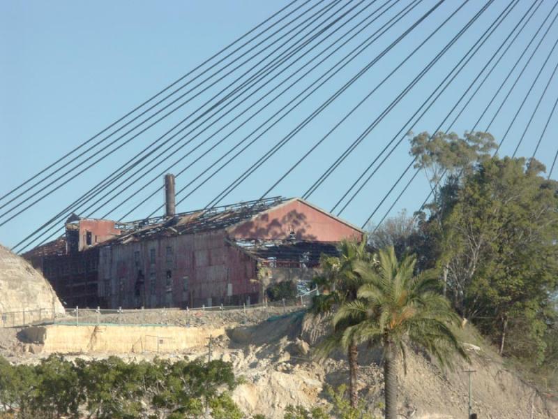 CSR buildings for demolition