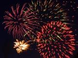 Composite of Lesser Fireworks